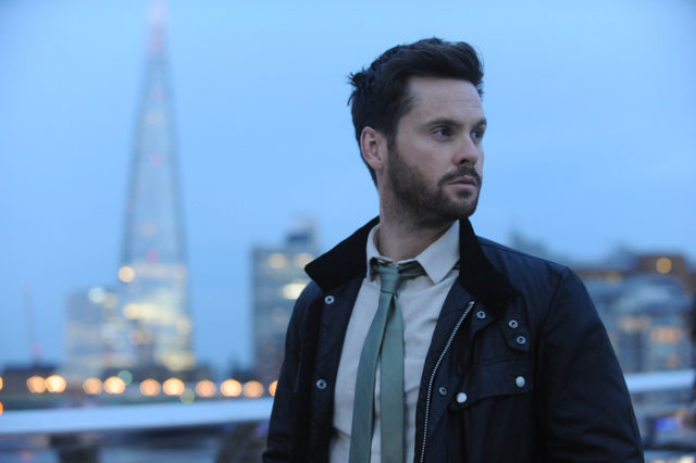 From ITV Studios Dark Heart on ITV Encore Pictured: DI Will Wagstaffe [Tom Riley]. This photograph is (C) ITV Plc and can only be reproduced for editorial purposes directly in connection with the programme or event mentioned above, or ITV plc. Once made available by ITV plc Picture Desk, this photograph can be reproduced once only up until the transmission [TX] date and no reproduction fee will be charged. Any subsequent usage may incur a fee. This photograph must not be manipulated [excluding basic cropping] in a manner which alters the visual appearance of the person photographed deemed detrimental or inappropriate by ITV plc Picture Desk. This photograph must not be syndicated to any other company, publication or website, or permanently archived, without the express written permission of ITV Plc Picture Desk. Full Terms and conditions are available on the website www.itvpictures.com For further information please contact: james.hilder@itv.com / 0207 157 3052