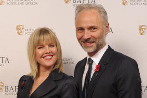 Mark Bonnar wins Scottish BAFTA
