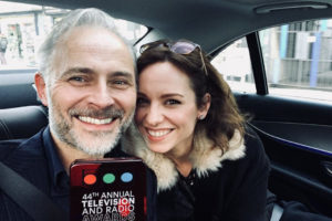 Mark Bonnar wins Broadcasting Press Guild Award