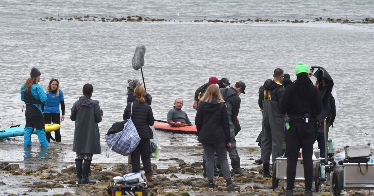'The Thief, his Wife, and The Canoe' commences shooting.